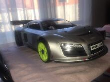 Kyosho 1/8 GT2 Audi R8 Nitro - Modded shelf queen Noble Park Greater Dandenong Preview