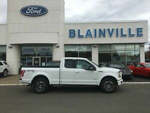 2017 neuf Ford F-150 Cabine Super 4RM XLT 3.5l ecoboost