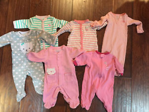 Newborn and 0-3 month sleepers