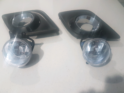 Wanted: toyota hilux fog lights