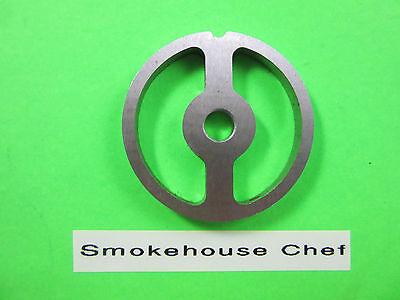 Size 5 Sausage Stuffer Plate For Meat Grinder Lem Chefs Choice Cabelas Etc