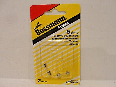 Cooper Bussman Bpgma-5a 5 Amp Electrical Circuits Equipment Testers