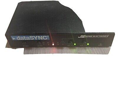 JLCooper Electronics DataSYNC2 MIDI ADAT Synchronizer w/ Power Adapter