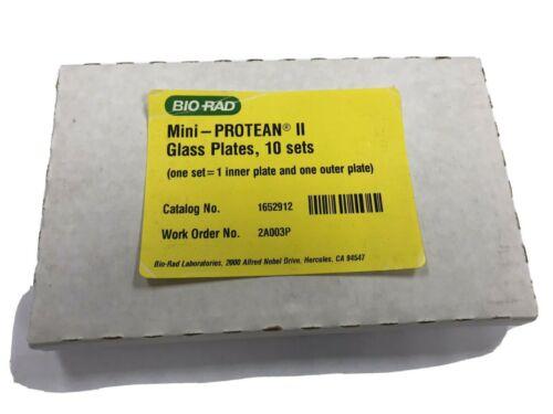 Bio Rad Mini-Protean II Glass Plates, 15 PCS