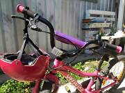 Girls Specialized 50cm Bicycle and Helmet Thebarton West Torrens Area Preview