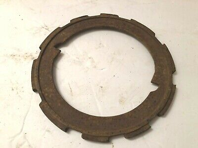 Hard To Find Cast Iron Seed Plate Special 23 Medium Y1602