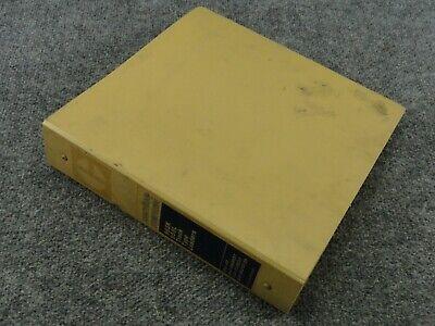 Oem Factory Caterpillar Cat 955k 955l Track Loader Crawler Service Repair Manual
