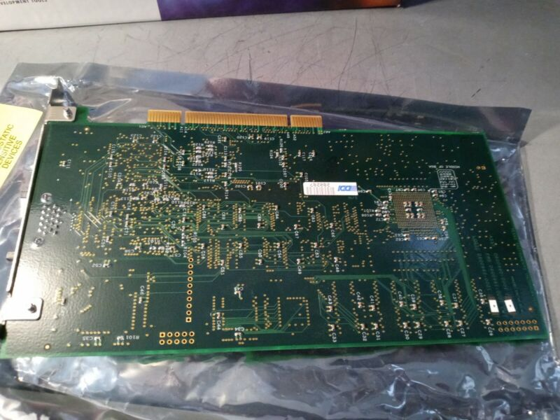 Texas Instruments TI XDS560 Emulator PCI Interface Card  DSP