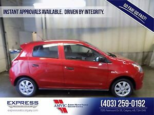2015 Mitsubishi Mirage ES --CASH BACK AVAILABLE---