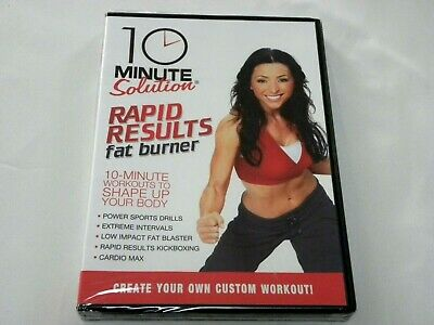 10 Minute Solution: Rapid Results Fat Burner - Exercise & Fitness -