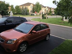KIA RIO 5 EXCELLENT CONDITION 10/10 BLUETOOTH WITH SPEAKERS