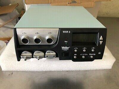 Weller Wxr3 Digital 3 Channel Repair Station 120v New In Box
