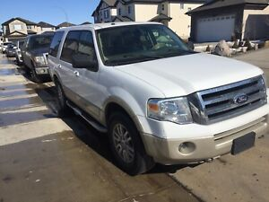 2009 Ford Expedition 4x4 7 Passenger EDDIE BAUER