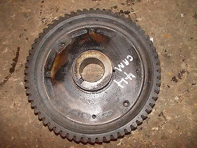 Massey Harris 44 Tractor Mh Engine Motor Camshaft Cam Shaft Drive Gear
