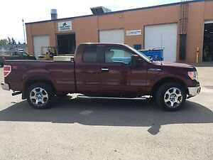 2010  Ford F-150 xlt  extended cab