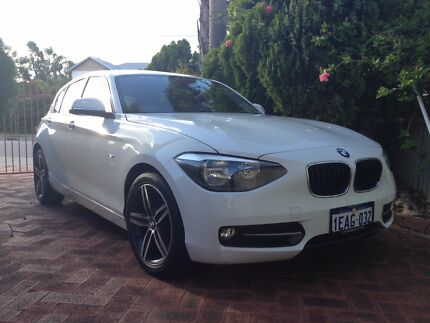2012 BMW 1 Hatchback