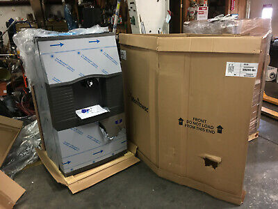 Manitowoc Ice Sfa291 Floor Model Ice Water Dispenser 180 Lbs. Storage