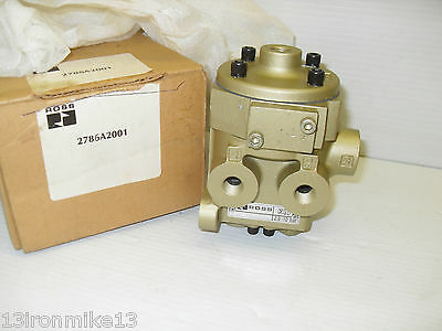 New In Box  Rosslogicair 2786a2001 Pneumatic Air Control Valve