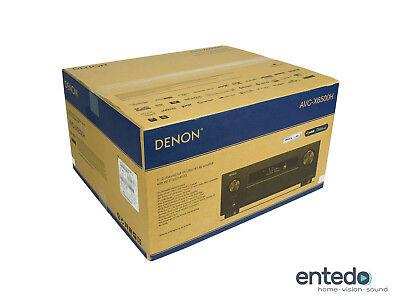 Denon AVC-X6500H 11.2 AV-Receiver Verstärker Dolby Atmos HDCP 2.2 Silber NEU