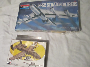 SEALED model planes - B-52 Stratofortress  J.A.W.S.