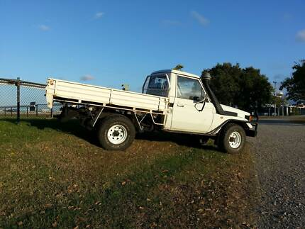 Toyota LandCruiser Ute HZJ75 1HZ 4.2l Mackay 4740 Mackay City Preview