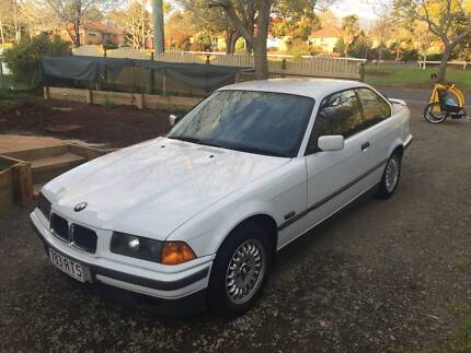 1994 318is BMW Coupe