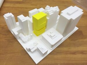 3D Printing and Architectural Services