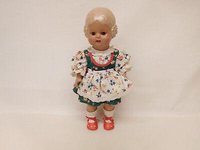 ESF-02314Neuzeitliche Repro Schildkröt-Puppe, Kunststoff, L. ca. 33 cm