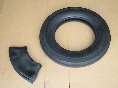 5.50-16 Front Tractor Tire Innertube John Deere Case Ih 5.50x16 550-16 3 Rib