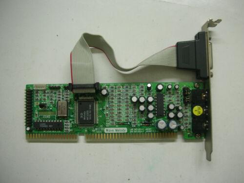 Wave melody MF-1000 Rev:2.0 Midi Isa