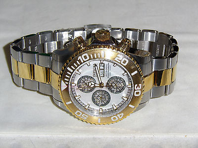 Invicta 23286 Men's Reserve Men's Pro Diver  Diamond Watch w/ WOODEN BOX