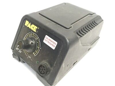 Pace St 25 Soldering Station Power Supply Only 7008-0227-01
