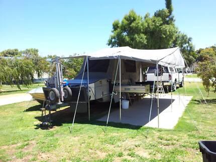 Pioneer Argyle SE Off Road Camper Trailer Pambula Bega Valley Preview