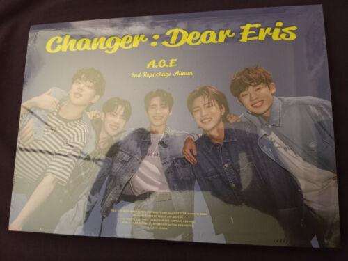 A.C.E Changer Dear Eris + Pre order Bonus MV Polaroid style photocard Kpop
