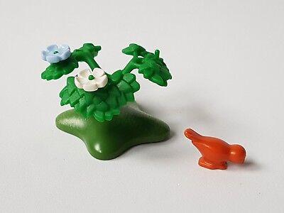 Playmobil Accesorios Hierbas para Escenario Granja, Vegetacion, Arbusto, Jardin