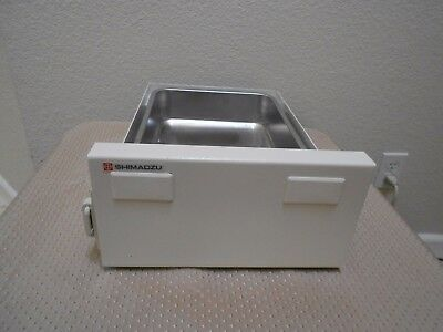 Shimadzu Hplc System Reservoir Tray 228-34736-91 Excellent Condition