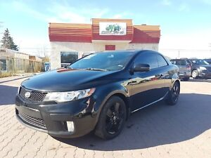 * 2012 KIA FORTE KOUP, FULLY INSPECTED* 6MTH WARRANTY INCLUDED *