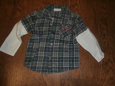 erkleidung, schönes Hemd Gr. 98  (Schöne Kinder Kleidung)
