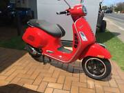VESPA GTS 300 SUPER - NEW - SAVE $1000 Fulham West Torrens Area Preview