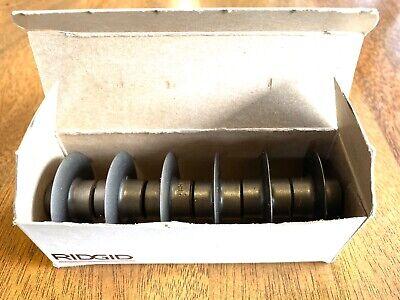 Ridgid Cutter Wheel 44185 For E1032 Sheet Cutter Package Of 6 New