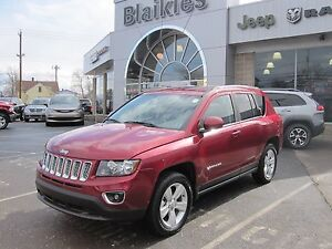 2016 Jeep Compass High Altitude | 4x4 | SUNROOF | HEATED SEATS |