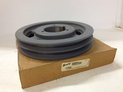 Browning 2tb90 Pulley Sheave Double Groove Od 9-516