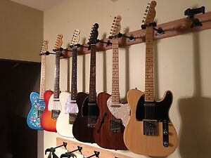 For sale fender telecasters and amps