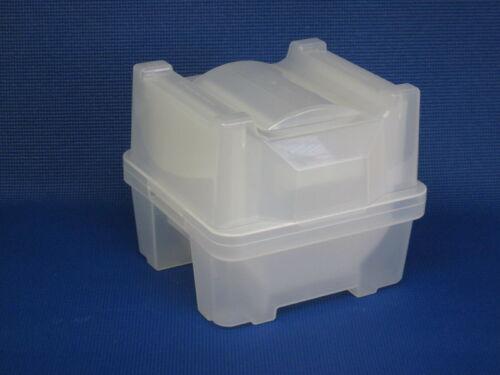 "H9200 Entegris / EMPAK 200mm (8"") Ultrapak 25 Wafer Shipping Box, New Parts"