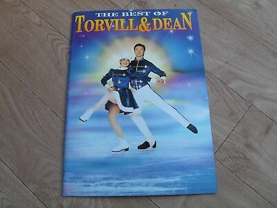 TORVILL & DEAN - Ice Skating programme THE BEST OD 1992 + 2 tickets