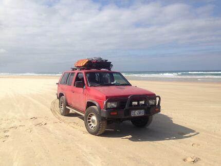 Offer: from Rainbow beach to Bowen via Rockhampton Rainbow Beach Gympie Area Preview