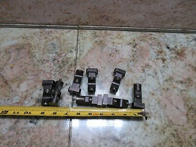 Mori Seiki Sl-1 Cnc Lathe Turret Tool Holder Holders Lot Positioner