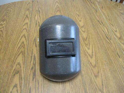 Vintage Jackson Products Welding Helmet Hood Fibre Adjustable Steampunk COSPLAY
