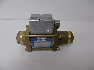 Nc-ventil (Busch 2/2 Wegeventil MK 15 NC Ventil 24V DC G3/4