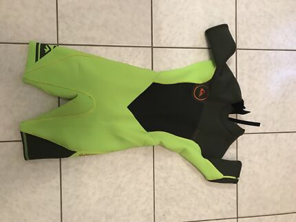 Wanted: Quiksilver- Boys size 12 - Spring Suit -